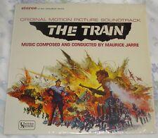 THE TRAIN (Maurice Jarre) rare original stereo lp (1964)