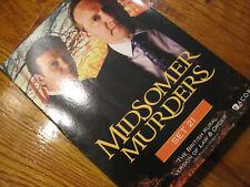 Midsomer Murders DVD Set, Set #21