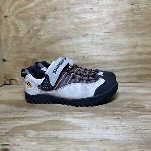 Shimano SPD Mountain Biking Cycling Shoes SH-M036W, Men's 6 / Women's 7-7.5, Tan