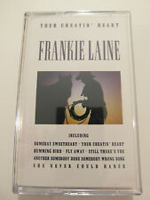 Frankie Lane - Your Cheat`in Heart - Album Cassette Tape, Used very good