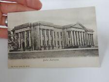 More details for clackmannanshire postcard vintage  dollar   academy  nrju