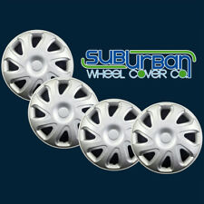 "2000 2001 2002 Toyota Corolla Style # 404-14S 14"" Hubcaps Wheel Covers NEW SET 4"