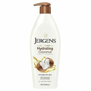 Jergens Hydrating Coconut Lotion - 496ml