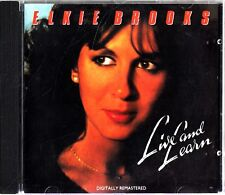 ELKIE BROOKS - Live And Learn CD -1978 A&M Album Re-Issue (Soul/Pop)
