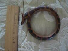 Giraffe Wood Bracelet