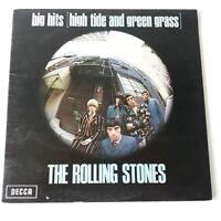 Rolling Stones - Big Hits High Tide & Green Grass Vinyl - LP 1970's Press EX+