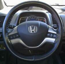 Wheelskins Leather Steering Wheel Cover 2006-2015 Honda Civic