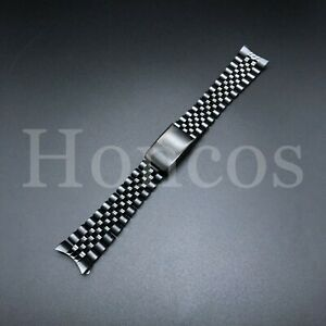 13 - 22MM President jubilee Watch Band Bracelet Fits for Rolex Stainless SILVER