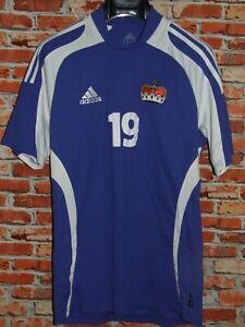 Soccer Jersey Trikot Maillot Camiseta Sport Liechtenstein N°19 Size S