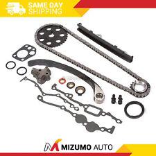 Timing Chain Kit Fit 89-97 Nissan 240SX Pick Up 2.4L SOHC KA24E