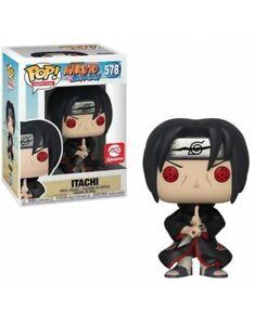 Funko Pop Itachi Naruto Exclusive 578