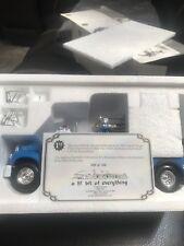First Gear Mack 1960 B-61 Chicago Police Tow Truck Wrecker 18-2452 NIB