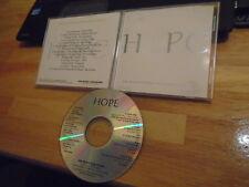 RARE PROMO Hope CD EMI film soundtrack publishing ENYA Depeche Mode Mary J Blige