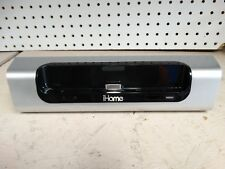 IHome iD9 Portable Stereo Speaker System for iPad/iPhone/iPod - no power adapter