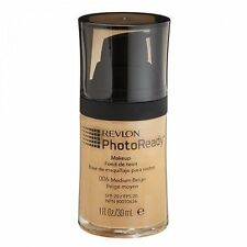 Satin Liquid Foundation with Sun Protection