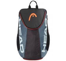 Head 2020 Tour Team Extreme Backpack Tennis Badminton Black Gray Racket 283170