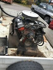small block chevy engine Landrover Conversion