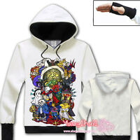 Undertale Sans Papyrus Game Winter Pullover Jakcet Coat Cosplay Sweatshirt #020