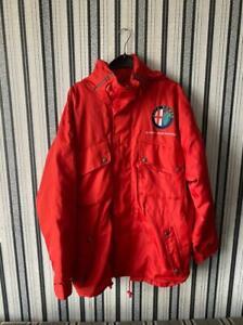 Vintage Alfa Romeo Rally Team warm jacket size M