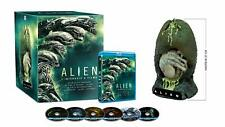 Alien: Anthology Collector's Edition w/Alien Egg Figurine / Statue (France) New!