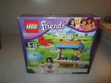 Lego Friends #41098 Emma's Tourist Kiosk