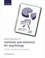 Starting Out in Methods and Statistics for Psychology a Hands-o... 9780198753339