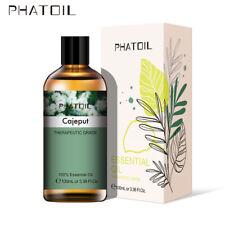 PHATOIL 100ML Cajeput 100% Pure Aromathérapie Huiles Essentielles Bio Avec Boite