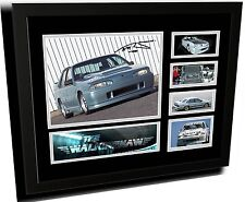 HOLDEN WALKINSHAW SIGNED LIMITED EDITION FRAMED MEMORABILIA