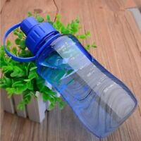 500-2800ml Water Bottle Plastic Leak-proof Large Capacity Bottle Outdoor/Sports