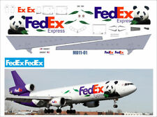 1/144 PAS-DECALS decals for MD11- FedEx panda