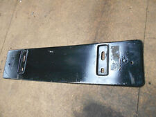 Jaguar Genuine OEM Car Number Plates & Surrounds