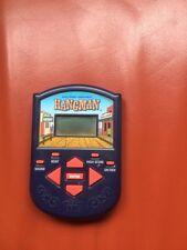 Hangman Game Electronic Handheld Milton Bradley