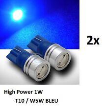ALFA ROMEO 156 264 42MM Bleu Intérieur Ampoule de courtoisie LED lumière de mise à niveau