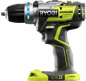 Ryobi R18PDBL-0 One+ 18V Brushless Percussion Drill BODY ONLY Free Delivery
