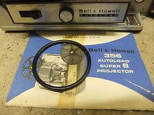 CINE PROIETTORE Cintura per Bell & HOWELL 356 CARICAMENTO AUTOMATICO NUOVO stock di lunga durata p58