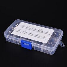 100X 250V 0.25-6A Blow Glass Tube Fuses 5x 20mm Assortment Kit Tube Fuse JX