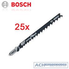 BOSCH 5x Stichsägeblätter T 144 D T144D Speed for Wood 2608630040