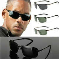 Polarized Mens Driving Outdoor Cycling Sunglasses Glasses UV400 Camping Eyewear