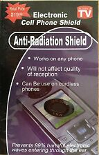 10 - CELL PHONE - Anti-Radiation Shield - Tablets, Cell Phones