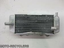 04 KX250F RMZ250 right radiator   Q