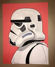 Mike Mitchell Star Wars Stormtrooper Giclee Print Poster