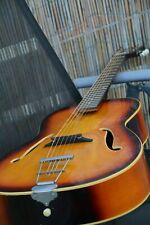 Alte Gitarre Guitar Jazz Schlaggitarre Made in Germany