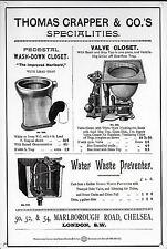 NUOVO 20x30cm Thomas FORMAGGIA lavaggio WC Retrò medio in metallo Insegna Pubblicitaria