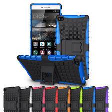 Huawei Handy Tasche Handyhülle Schutz Hülle Panzer Cover Case Etui Schale Bumper