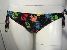 Hot Topic Kali Girlz Monster Party  Bikini swim Bottom Large