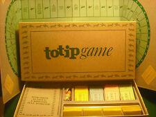 Gioco da Tavolo Totip Game su Concessione SISAL by Internmational Game 1989