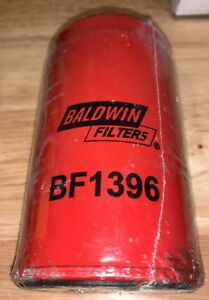 Baldwin Fuel Filter Spin-On Filter BF1396  Free US Priority Shipping BF 1396