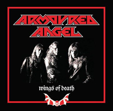 ARMOURED ANGEL-WINGS OF DEATH VINYL NEW