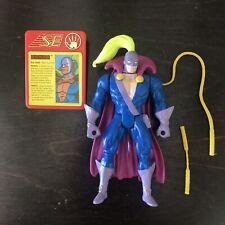 BACKLASH Iron Man Series 1 1994 TOY BIZ Marvel 5-inch Figure