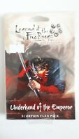LEGEND OF THE FIVE RINGS Card Game: Underhand of the Emperor Scorpion (sealed)